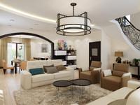 maya modern apartment interior