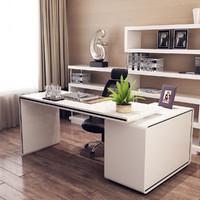 3d model study room