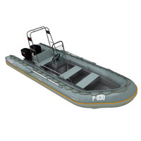 3d boat favorit