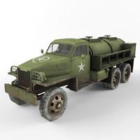 Studebaker US6 Fuel