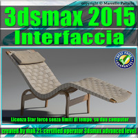 3ds max 2015 Interfaccia Vol. 43 Star Force