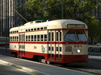 3d model 1945 pcc streetcar