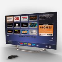 TV set 55 inch