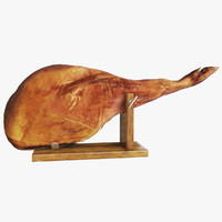 3d ham table model
