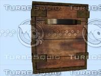 3d model chest 1