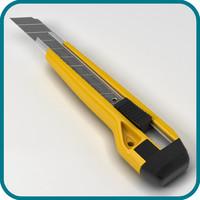 3d cutter cut model