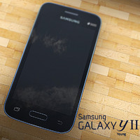 3d samsung galaxy young 2