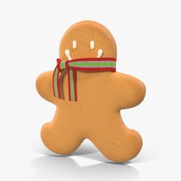 model gingerbread cookie 05