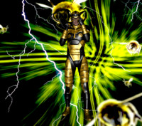 3d b-man superhero model