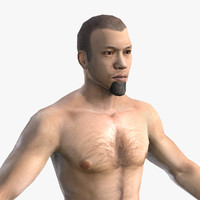 character mmorpg body 3ds