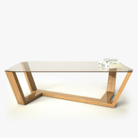 design coffee table coffe 3d model