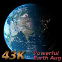 3d model continents earth