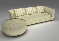 max couch classic sofa furniture