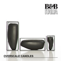 3d b italia overscale candles model