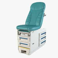 Momark Doctor's Office Exam Table