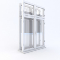 Box type window