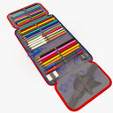 Pencil Case 3D models