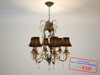 empyrean chandelier savoy obj