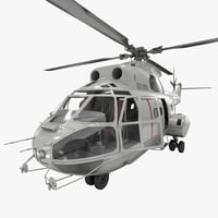 utility helicopter sa 330 max