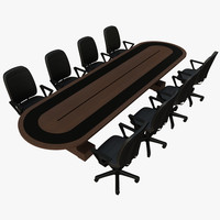 max conference table chair