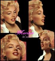 marilyn monroe portrait wrl