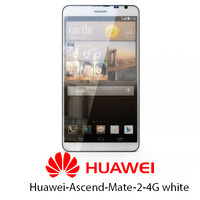 huawei-ascend-mate-2-4g white 3d 3ds