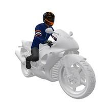 maya rigged biker