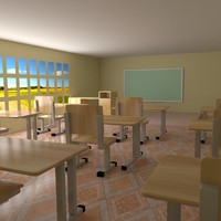school class 3ds