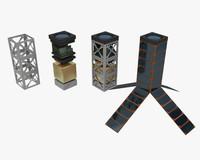 Cube Satellite