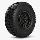 truck wheel 3D models