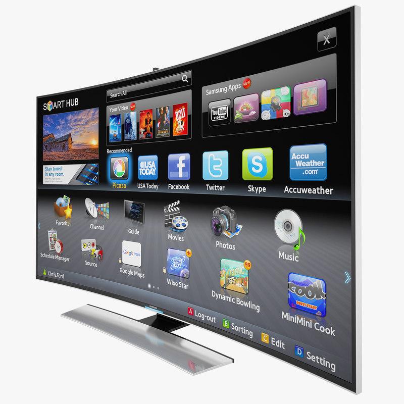 Samsung Curved Smart 3D UHD 4K LED TV_01.jpg