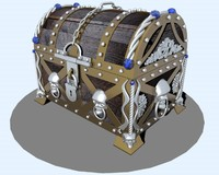treasure chest 3ds