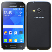 3d samsung galaxy ace black model