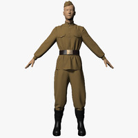 max military uniforms wwii