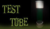 human test tube x