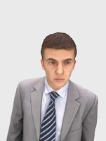 3d model human businessman