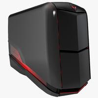 3ds max alienware aurora desktop computer