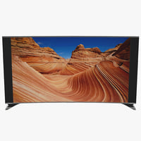 Sony  S990A Curved Television