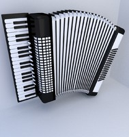 3ds max accordion