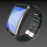 Samsung Galaxy Gear S Black