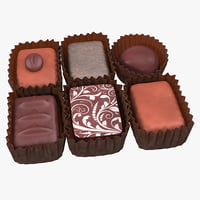 maya chocolates set 3