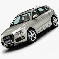 3dsmax 2013 audi q5