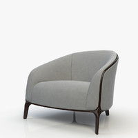 Bernhardt Catherine Lounge Chair