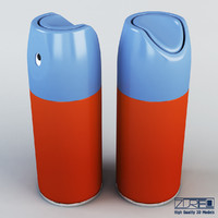 3ds max spray industry