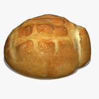 3ds max crusty loaf