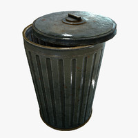 3d trash games realtime