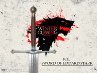3ds max ice sword eddard stark