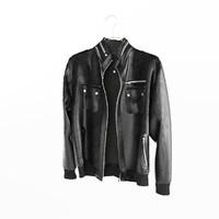 jacket 3d max