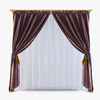 3ds max curtains 11
