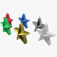 3d star ornament 02